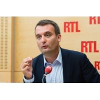 """Logo of the podcast Florian Philippot : """"La crédibilité de Nicolas Sarkozy est proche de zéro"""""""