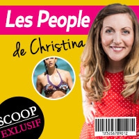 Logo of the podcast Les People de Christina (22.06.16)
