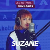 Logo of the podcast SUZANE interview dans Les Instants Privilégiés Hotmixradio.