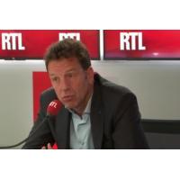 """Logo du podcast Retraites : """"On va remettre tout le monde à égalité"""", dit Roux de Bézieux sur RTL"""