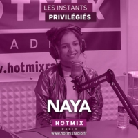 Logo of the podcast NAYA interview dans Les Instants Privilégiés Hotmixradio.