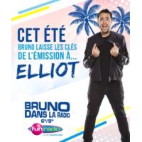 Logo of the podcast L'Intégrale de Bruno Dans La Radio version Summer avec Elliot du 31 Juillet