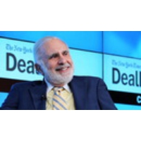 Logo of the podcast Full Interview: Billionaire Carl Icahn Resigns as Trump Adviser After Reaping Millions