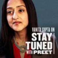 Logo of the podcast Civil Rights and Wrongs Under Jeff Sessions (with Vanita Gupta)
