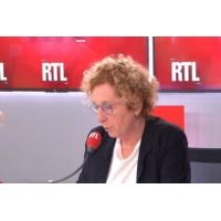 Logo of the podcast L'invitée de RTL