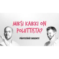Logo of the podcast Miksi kaikki on poliittista?
