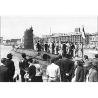 """Logo of the podcast Qu'est-il arrivé au sous-marin """"Minerve"""", disparu en 1968 ?"""