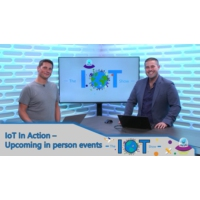 Logo of the podcast Join IoT in Action to Build Transformational IoT Solutions | Internet of Things Show