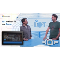 Logo of the podcast IoT Influence on Azure | Internet of Things Show