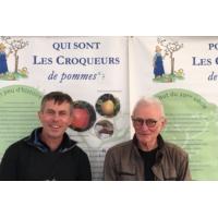 Logo of the podcast Qui sont les Croqueurs de pommes?