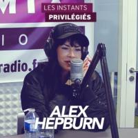 Logo of the podcast ALEX HEPBURN interview dans Les Instants Privilégiés Hotmixradio.