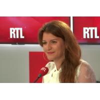 """Logo du podcast #MeToo : changer la société """"va demander beaucoup de travail""""' dit Marlène Schiappa sur RTL"""