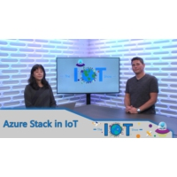 Logo of the podcast Azure Stack in IoT | Internet of Things Show