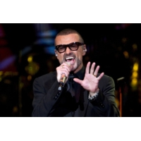 Logo of the podcast La Pop-Rock Story de George Michael