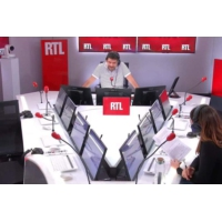Logo of the podcast Le journal RTL de 23h du 12 mai 2019
