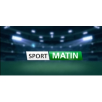 Logo of the podcast Sport Matin