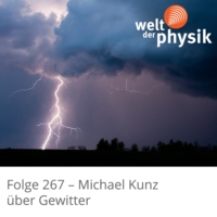 Logo of the podcast Folge 267 – Gewitter
