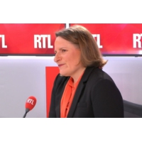 Logo of the podcast Valérie Rabault, l'invitée de RTL