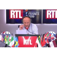 Logo of the podcast RTL Soir du 07 juin 2019