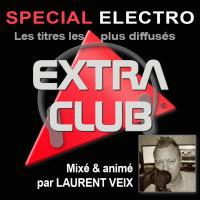 Logo of the podcast Extra Club Électro du 23/10/2016 avec Laurent Veix sur Radio Belfortaine #ExtraClubelectro