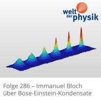 Logo of the podcast Folge 286 – Bose-Einstein-Kondensate