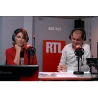 Logo of the podcast Les femmes occupent moins d'un tiers du temps de parole de l'audiovisuel