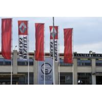 Logo du podcast Amiante : les employés de l'usine Renault Trucks devant les prud'hommes