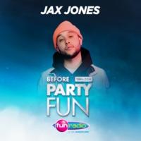 Logo of the podcast Jax Jones en mix dans le Before Party Fun (07/11/19)