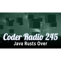 Logo of the podcast Java Rusts Over | CR 245