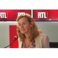 Logo du podcast Nicole Belloubet était l'invitée de RTL le 09 octobre 2018
