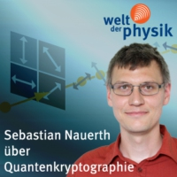 Logo of the podcast Folge 138 – Quantenkryptographie