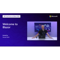 Logo of the podcast Welcome to Blazor | Focus on Blazor