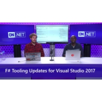 Logo of the podcast F# Tooling Updates for Visual Studio 2017 | On .NET