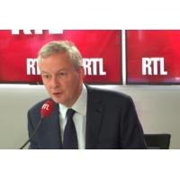 Logo du podcast Bruno Le Maire, invité de RTL du 24 octobre 2018