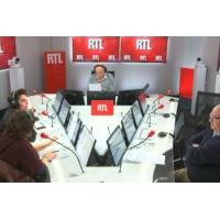 """Logo of the podcast Un """"gilet jaune"""" à Matignon : """"Ce n'était pas une négociation"""", estime de Rugy sur RTL"""