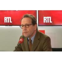 Logo of the podcast Gilles Le Gendre, invité de RTL