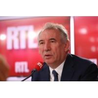 Logo of the podcast François Bayrou était l'invité de RTL