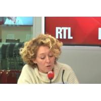 """Logo of the podcast """"Laurent Gerra n'est pas sexiste, il fait de l'humour !"""", assure Alba Ventura"""