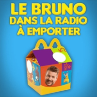 Logo of the podcast Le Bruno Dans La Radio à emporter: Busy P chez FUN RADIO (24.05.17)