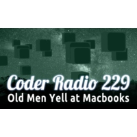 Logo of the podcast Old Men Yell at Macbooks | CR 229