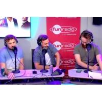 """Logo of the podcast Jérôme Niel et Ludovik présentent leur film dans """"Marion et les garçons - Le Night-Show"""" (28/08/19)"""