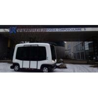 Logo of the podcast PAVIN, expérience régionale de véhicules autonomes