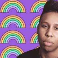 Logo of the podcast Lena Waithe's Superpowers