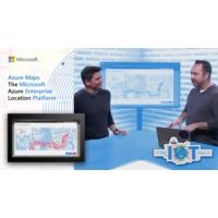 Logo of the podcast Azure Maps - The Microsoft Azure Enterprise Location Platform | Internet of Things Show