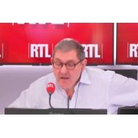 """Logo du podcast """"Un tiers des oiseaux européennes a disparu"""", s'inquiète Nicolas Vanier sur RTL"""