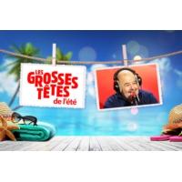 Logo of the podcast L'été des Grosses Têtes du 14 juillet 2019