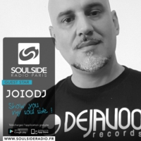 Logo of the podcast SOULSIDE RADIO GUEST SESSION – JOIODJ