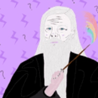 Logo of the podcast There Are No Gay Wizards