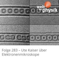 Logo of the podcast Folge 283 – Elektronenmikroskope