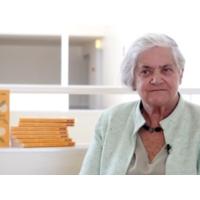 """Logo of the podcast Palavra de Autor #22 Leonor Xavier: """"Ainda não sabemos o que fazer aos velhos"""""""